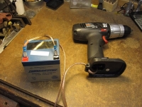 Cordless Drill Extension