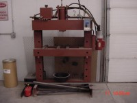 All-Hydraulic Shop Press