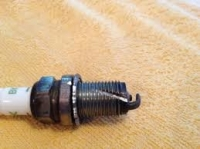 Spark Plug Thread Chaser