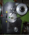 Lathe Belt Changer Modification