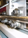 CNC Mill Linear Guide
