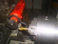 Rotary Cutter Tool Post Mount