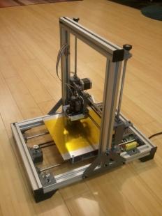 Homemade 3d Printer