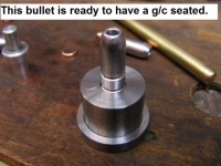 Gas Check Seating Tool