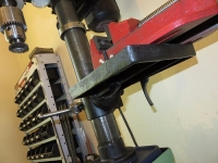 Drill Press Vise Clamps