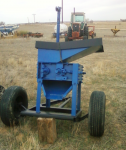 PTO Powered Corn Grinder