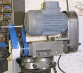 Cutter Grinder Modification