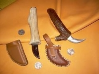 Knives with Sheaths