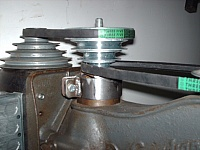 Slow Speed Drill Press Attachment