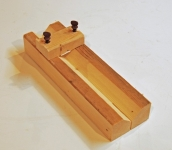 Wood Handle Slotting Jig