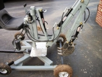 Mini Towable Backhoe