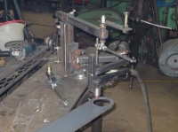 Cutting Torch Pantograph