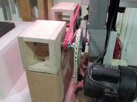 Bandsaw Speed Reducer