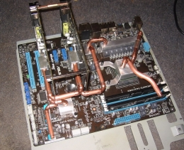 Homemade PC Water Cooling System - HomemadeTools net