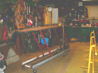 Lifting Welding Table