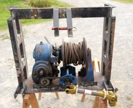 Logging Winch
