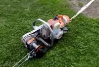 Chainsaw Winch