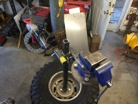 Portable Vise and Workstand