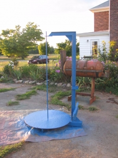 Homemade Fence Unroller Homemadetools Net