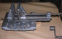Lapidary Saw Vise