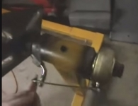 Engine Stand Rotisserie Adaptor