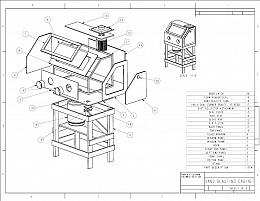 Homemade Sand Blasting Cabinet - HomemadeTools.net