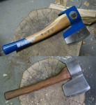 Hewing Hatchet