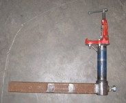 Pipe Vise Mount