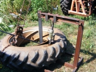 Large Tire Bead Breaker