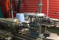 Lathe Mounted Die Filer