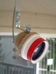 Outdoor IP Camera Mount