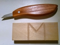 Carving and Marking Knife