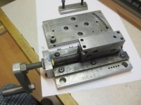 Taper Cutting Fixture