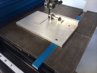 Bandsaw Sliding Table