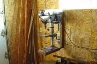 Swing Away Drill Press Mount