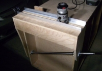 Fingerboard Compound Radius Jig