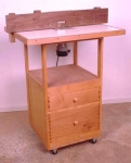Floor Standing Router Table