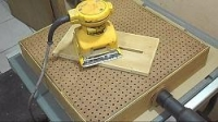 Downdraft Sanding Table