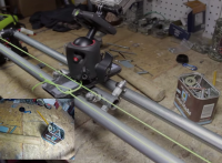 Motorized GoPro Slider