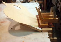 Top Bending Jig