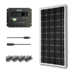 Apartment Scale Solar Power System