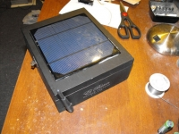 Solar Powered WiFi Repeater