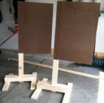 Portable Target Stands