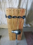 Steel Shot Bag Stump