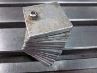 Laminated Step Blocks