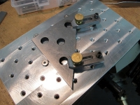 Clamping Plate and Mini Clamps