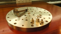 Rotary Table Fixture Plate