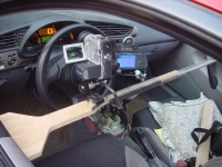 In Car Camera Mount