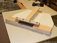 Blade Sharpening Jig