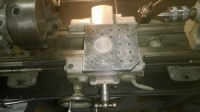 Lathe Milling Plate